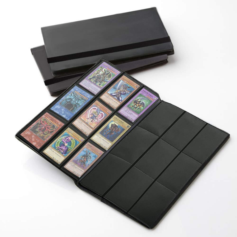 card pocket binder