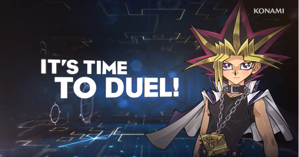 It's time to duel
