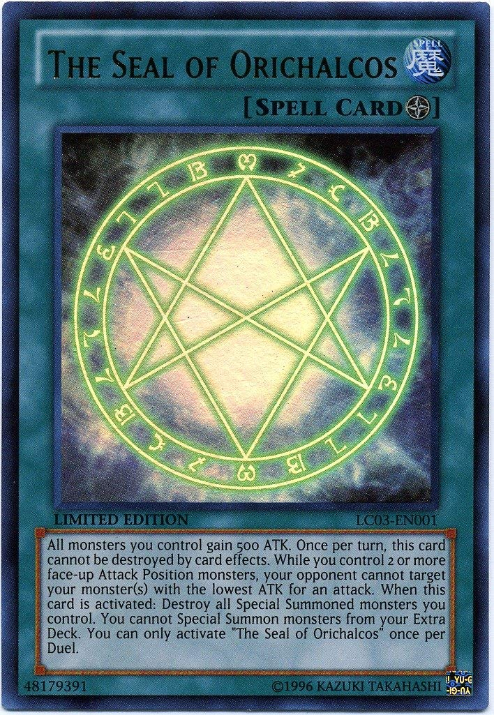 field spell card