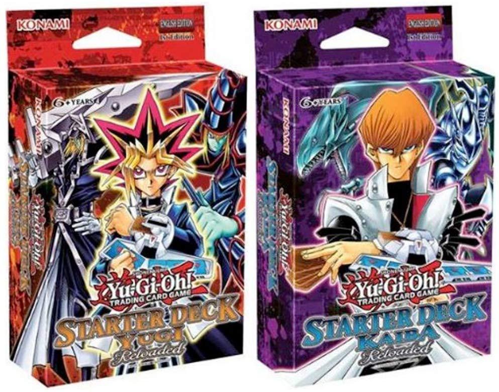 yugi and kaiba starter deck
