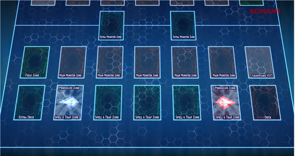 Yugioh game mat