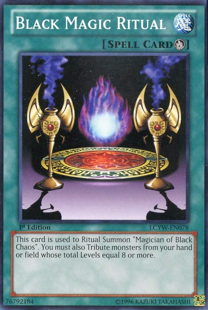 ritual spell card