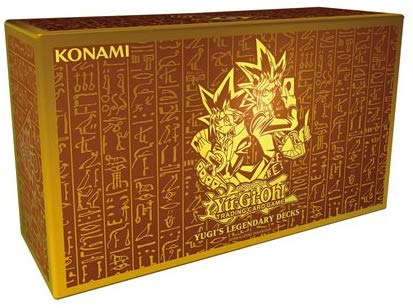 yugioh king of games set